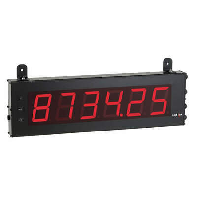RED LION Counter Ratemeter,6 Digits,2 Preset,LED, LD4006P0