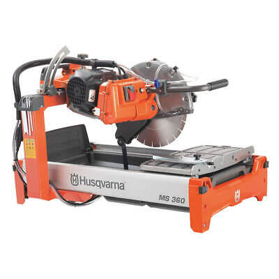 HUSQVARNA Steel Masonry Saw,Wet,14 in Blade Dia., 967285201