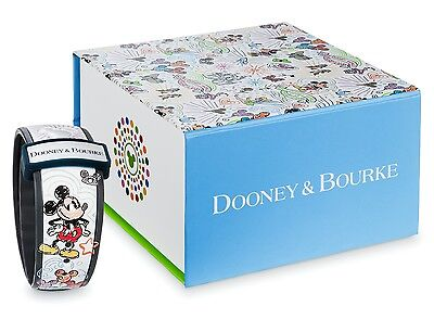 Disney Magic Band (Magicband) Dooney and Bourke Sketch Link It Later