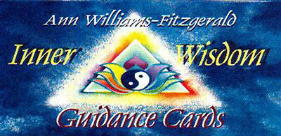 Inner Wisdom Guidance Cards by Ann Wiliams-Fitzgerald