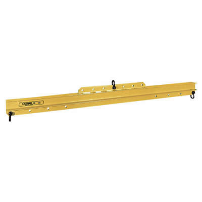 CALDWELL Adjustable Spreader Beam,1000 lb.,48 In, 16-1/2-4