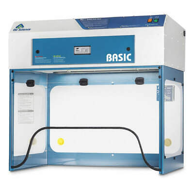 AIR SCIENCE Ductless Fume Hood 36 In. W,XTL, P5-36XT