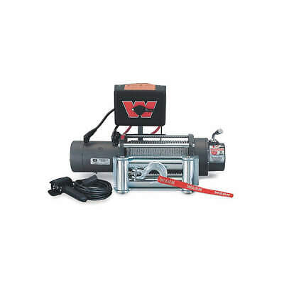 WARN Electric Winch,4-3/5HP,12VDC, 28500
