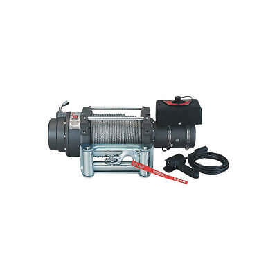 WARN Electric Winch,4-3/5HP,12VDC, 17801