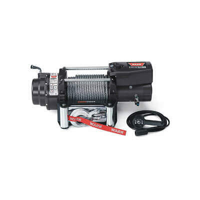WARN Electric Winch,4-3/5HP,12VDC, 68801