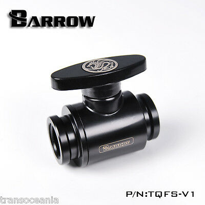 Barrow G1/4 Liquid Water Cooling System Mini Ball Valve TQFS-V1