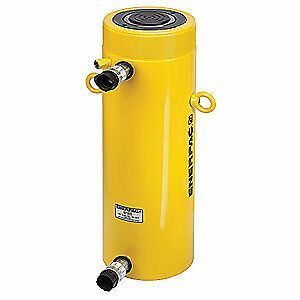 ENERPAC Cylinder,10 tons,10in. Stroke L, RR1010