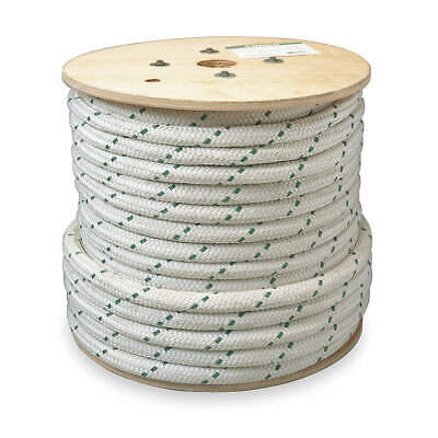 GREENLEE Cable Pulling Rope,9/16 In x 300Ft, 35283G