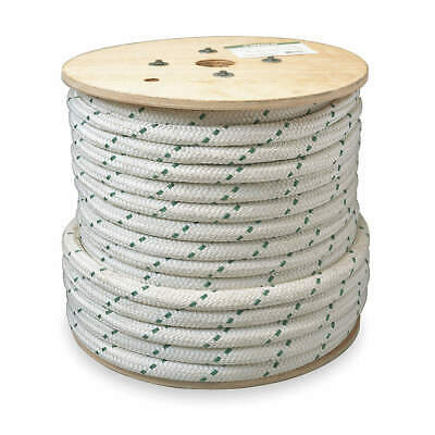 GREENLEE Cable Pulling Rope,9/16 In x 600Ft, 35284