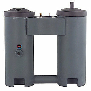 INTECH Oil Water Separator,300 CFM,1/2 In Inlet, OWS-300