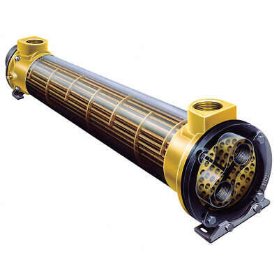 STANDARD XCHANGE Heat Exchanger,Shell And Tube,240K BTU, SN503003008005
