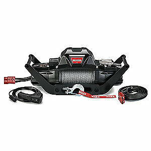 WARN Electric Winch,HP,12VDC, ZEON 10 MULTI MOUNT