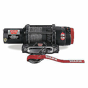 WARN Electric Winch,1-9/10HP,12VDC, PRO VANTAGE 4500 - S