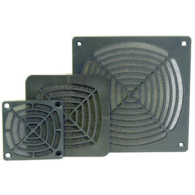 NEW 60mm Plastic Fan Guard / Filter Kit YX2550