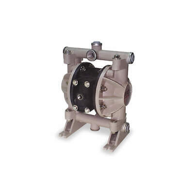 ARO Double Diaphragm Pump,Air Operated,150F, 66605J-3EB