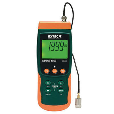 EXTECH Vibration Meter with Displacement, SDL800