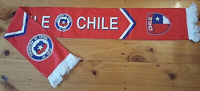 Chile scarf soccer football