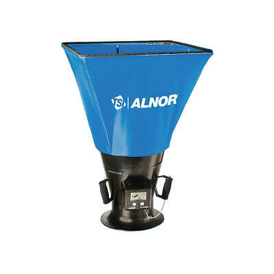 TSI ALNOR Air Flow Capture Hood,10 to 500CFM, 6200D