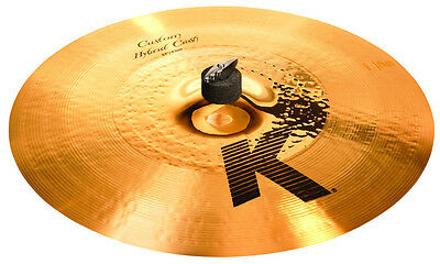 "Piatto Crash 17"" ZILDJIAN K Custom Hybrid K1217"