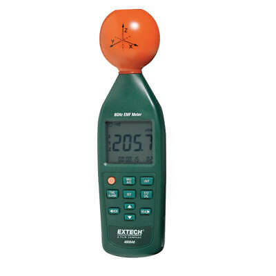Extech 8Ghz Rf/Emf Strength Meter, 480846