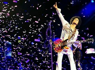 Prince Rogers Nelson photograph 10 (Paisley Park) - glossy A4 print