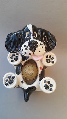 English Springer spaniel, hand sculpted original, Pence dogs, Pence, Pencepets