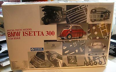 Gunze Sangyo - Bmw Isetta 300 - High Tech Model - New - Sealed - Rare -