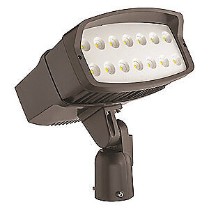 ACUITY LED Floodlight,183W,14,900,Slip Fitter, OFL2 LED P3 40K MVOLT IS DDBXD M2