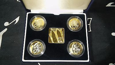 2002 Commonwealth Silver Proof Set