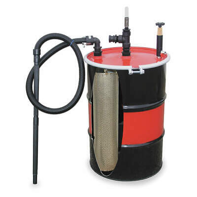 ABANAKI Chiperator,40 GPM,Drum Mounting