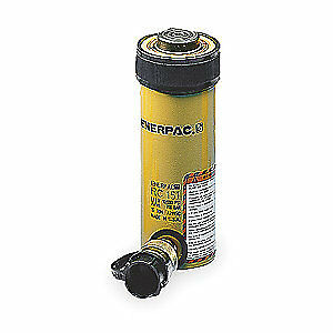 ENERPAC Cylinder,15 tons,1in. Stroke L, RC-151