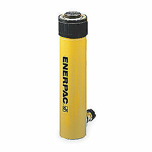 ENERPAC Cylinder,25 tons,14-1/4in. Stroke L, RC-2514