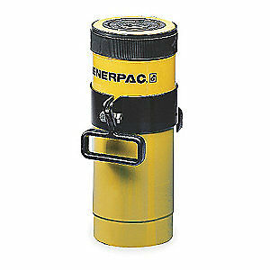 ENERPAC Cylinder,100 tons,6-5/8in. Stroke L, RC-1006