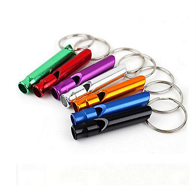 Lots Aluminum Alloy Whistle Training Birds Pigeon Parrot Dog Outdoor