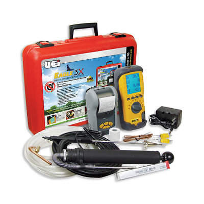 UEI TEST INSTRUMENTS Portable Combustion Analyzer,NOX Sensor, C157OILKIT