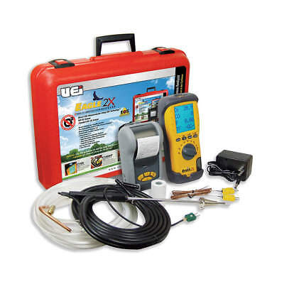 UEI TEST INSTRUMENTS Portable Combustion Analyzer Kit, C155KIT