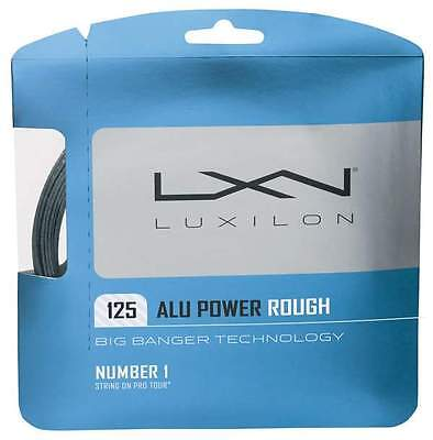 Luxilon Big Banger ALU Rough Tennis String (12m Pre-cut set) No.1 on TOUR!