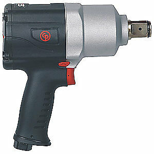 CHICAGO PNEUMATIC Air Impact Wrench,1 In. Dr.,7000 rpm, CP7779