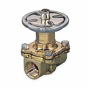 ASCO Air Operated Valve,2-Way,NC,1 In,FNPT, P210D004