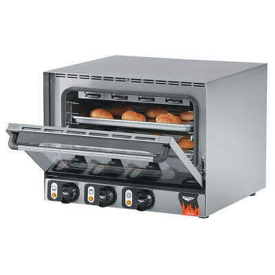 VOLLRATH Stainless Steel Convection Oven, 23 1/2 x 23 1/2, 40703