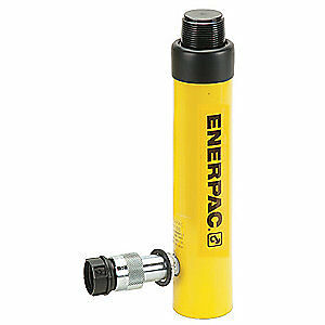 ENERPAC Cylinder,10 tons,6in. Stroke L, RA106