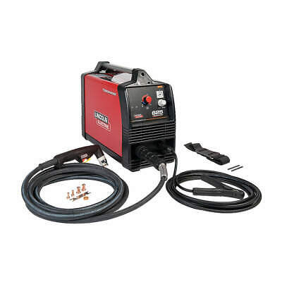 LINCOLN ELECTRIC Plasma Cutter,10 -40A,Inverter,70 PSI, K2807-1