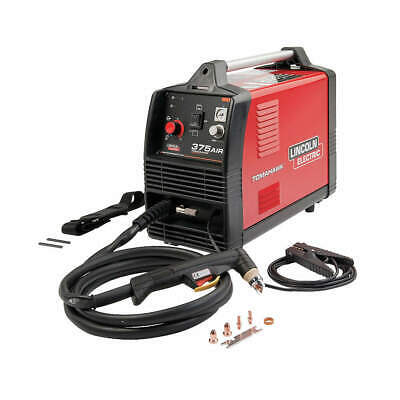 LINCOLN ELECTRIC Plasma Cutter,10-25A,Inverter,70 PSI, K2806-1