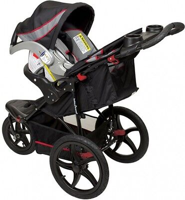 Baby Trend Expedition Jogger Stroller, Millennium Car seat not included