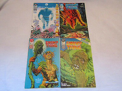 Swamp Thing issues  66,67,68,69