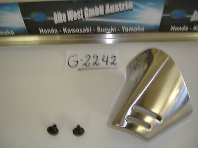Suzuki GSX-R1000 K7-8, Abdeckung links, Cover, joint lh.