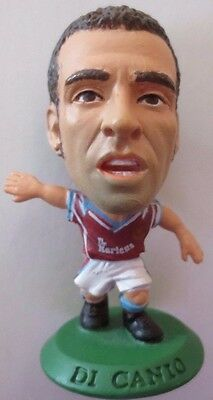 Paolo Di Canio 2001 West Ham United Football Corinthian Figure Green Base MC027