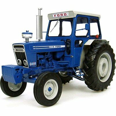 Ford 7600 Vintage Tractor