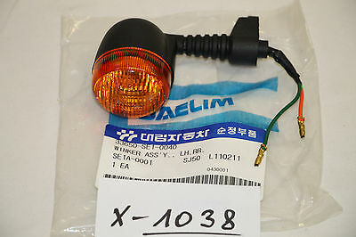 Daelim E-Five50/S-Five50, Original Blinker links hinten, DAE-33650-SE1-0000,