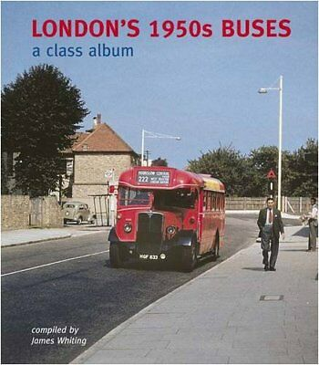 London's 1950s Buses: A Class Album, , New Book